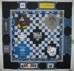 memory quilt mickey