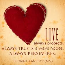 love protects