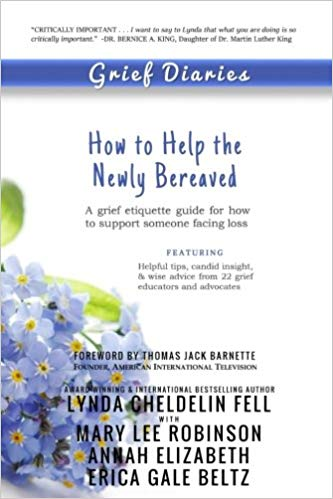 Grief Diaries How to Help The Newly Bereaved